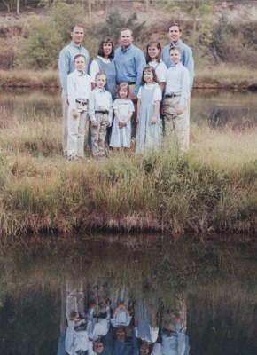 Maxwell Family, 2000