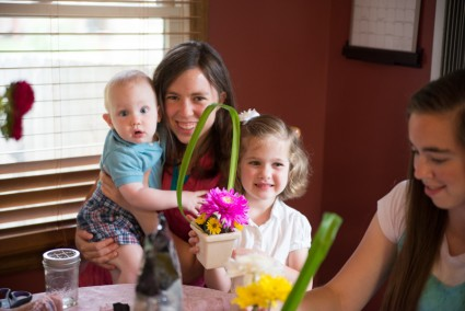Anna, Drew, and Bethany