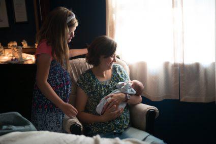 Abby, Melanie, and Daniel