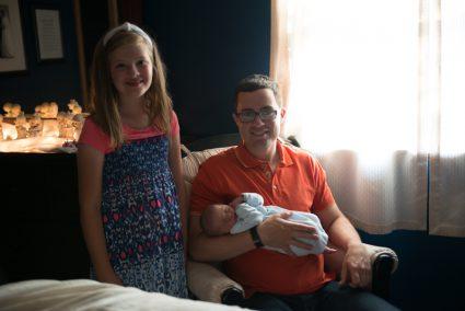 Abby, Jesse, and Daniel