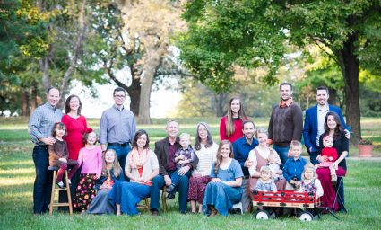 Maxwell Family 2016