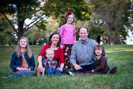 Nathan Maxwell Family