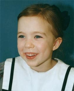 Anna many years ago!
