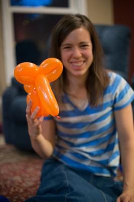 Anna's elephant.
