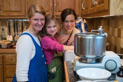 Anna Marie, Bethany, and Anna