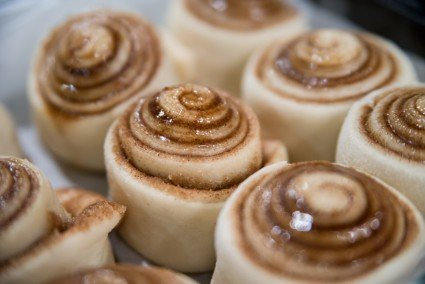 Gorgeous rolls.
