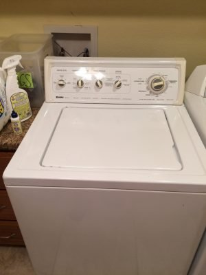 we just our washing machine and are very pleased with it let me share the story with you