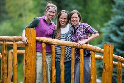 Mary, Sarah, and Anna Maxwell