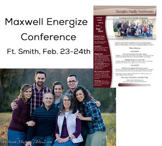 Energize Conference, Fort Smith, Arkansas, Feb. 23-24th