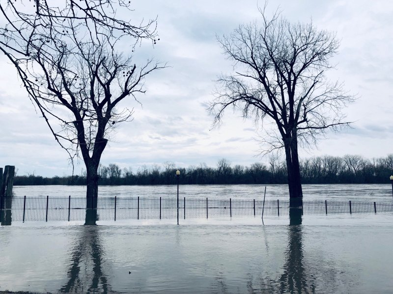 The Missouri River Floods | Maxwell Family Blog