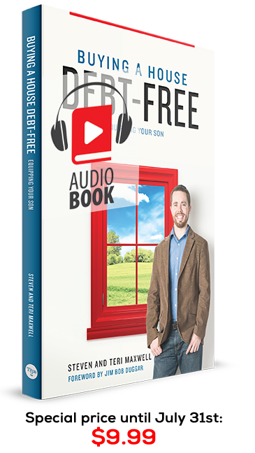 Announcing the Unabridged Audiobook of Buying a House Debt-Free