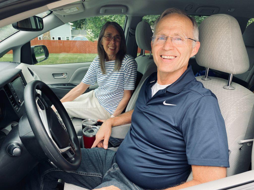 Steve and Teri Maxwell